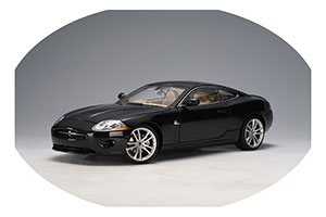 Jaguar XK Coupe RHD 2006 Midnight Black