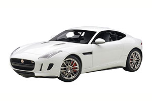 Jaguar F-Type R Coupe 2015 White