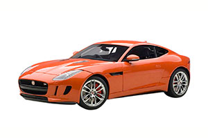 Jaguar F-Type R Coupe 2015 Firesand/Metallic Orange