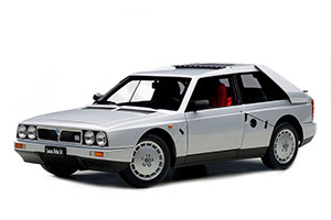 Lancia Delta S4 1985 Metallic Grey