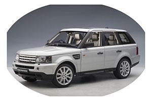 Range Rover Sport 2008 Silver