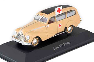 EMW 340 KOMBI AMBULANCE (EMERGENCY MEDICAL ASSISTANCE) 1953 BEIGE