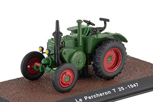 TRACTOR LE PERCHERON T 25 1947 *ТРАКТОР