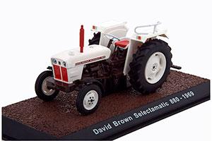 TRACTOR DAVID BROWN SELECTAMATIC 880 1969 *ТРАКТОР