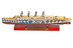 SHIP HMT MAURETANIA 1918 | ТРАНСПОРТНО-ГОСПИТАЛЬНЕ СУДНО HMT