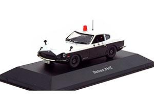 DATSUN 240Z POLICE (POLICE OF JAPAN) 1969 *ДАТСУН ДАЦУН
