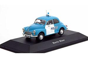 MORRIS MINOR POLICE (ENGLISH POLICE) 1957 *МОРРИС