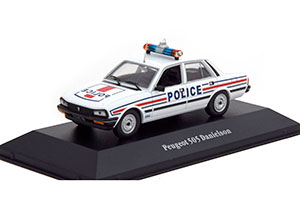 PEUGEOT 505 V6 DANIELSON POLICE (POLICE OF FRANCE) 1983 *ПЕЖО ПИЖО ПЫЖ