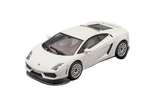 LAMBORGHINI GALLARDO LP560-4 2009 WHITE