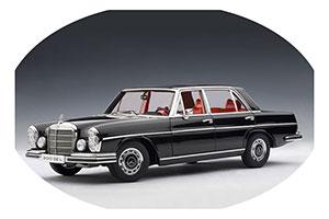 Mercedes W108 300 SEL 6.3 1970 Black