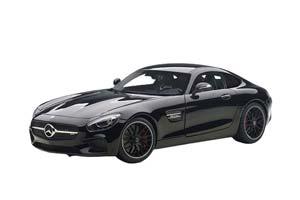 MERCEDES-BENZ AMG GT-S BLACK