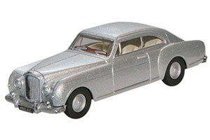 BENTLEY S1 CONTINENTAL FASTBACK 1956 SHELL GREY *БЕНТЛЕЙ БЕНТЛИ БЕНТЛЮ