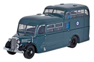 RAF (FLIGHT CONTROL POINT) 1940 BUS COMMER COMMANDO