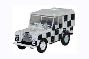 LAND ROVER SERIES I 80 CANVAS