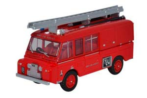 LAND ROVER FT6 CARMICHAEL ARMY FIRE SERVICE 1961