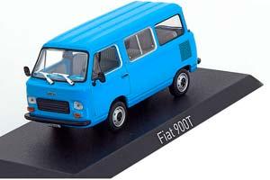 Fiat 900T 1976 Blue