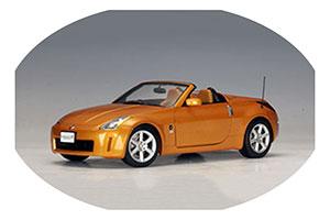 Nissan Fairlady Z Roadster RHD 2003 Sunset Orange