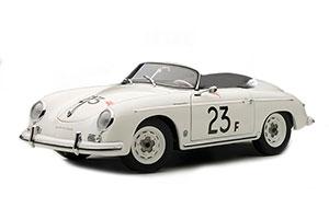 PORSCHE 356 SPEEDSTER #23F WHITE JAMES DEAN
