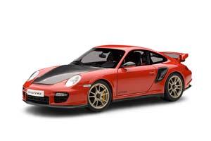 PORSCHE 911 997 GT2 RS 2010 RED