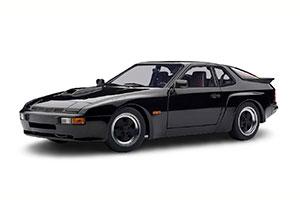 PORSCHE 924 CARRERA GT 1980 BLACK