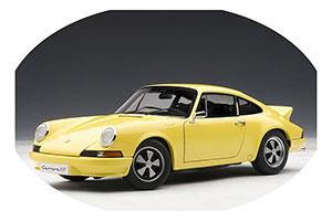 Porsche 911 Carrera RS 2.7 Standard Version 1973 Yellow