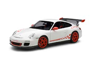 PORSCHE 911(997) GT3 RS 2010 WHITE/RED
