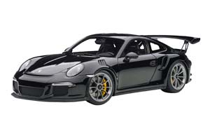 PORSCHE 911 (991) GT3 RS 2016 GLOSSY BLACK