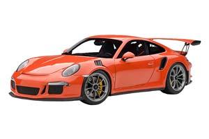 PORSCHE 911 (991) GT3 RS 2016 ORANGE
