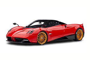 PAGANI HUAYRA ROADSTER 2018 RED *ПАГАНИ