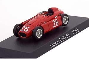 Lancia D50 F1 #26 A.Ascari 1955