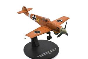 MESSERSCHMITT BF 109 F-4/TROP HANS-JOACHIM MARSEILLE 1942 ЗВЕЗДА АФРИКИ (158 VICTORY) *МЕССЕРШМИТ