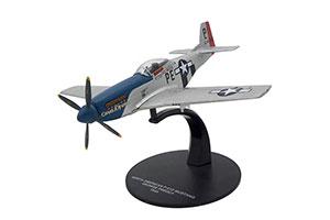 NORTH AMERICAN P-51D MUSTANG GEORGE PREDDY 1944 (27 VICTORY) *СЕВЕРОАМЕРИКАНСКИЙ