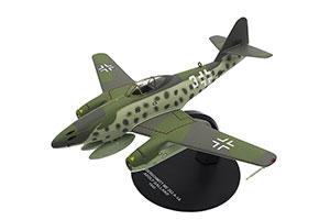 MESSERSCHMITT ME 262A-1A ADOLF GALLAND 1945 (104 VICTORY) *МЕССЕРШМИТ