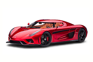 KOENIGSEGG REGERA 2016 CANDY RED *КОНИГСЕГГ КЁНИГСЕГГ КЕНИГСЕКК
