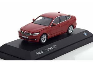 BMW F34 3-Series GT 2013 Red
