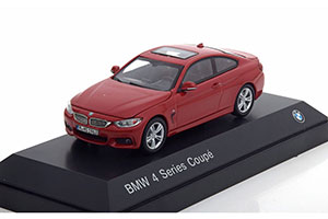 BMW F32 4ER COUPE 2015 RED METALLIC