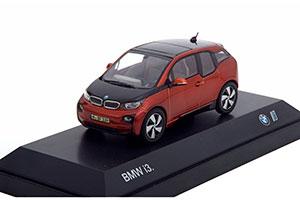 BMW I01 I3 2013 ORANGE