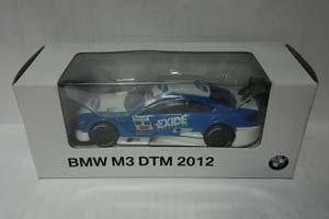 BMW M3 GT 2012 DTM Blue