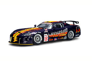DODGE VIPER COMPETITION COUPE SCCA WORLD CHALLENGE GT 2004 LIMITED EDITION 6000 PCS.
