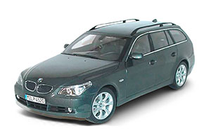 BMW E61 5ER TOURING 2004 DARK GREY METALLIC