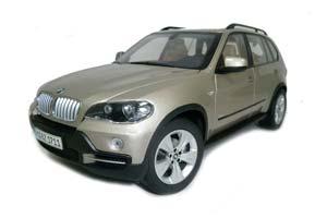 BMW E70 X5 XDRIVE 4.8I 7 SEATS 2007 GOLDEN