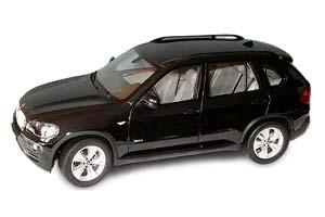 BMW E70 X5 3.0D 2007 BLACK