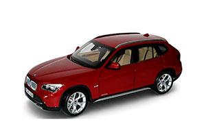 BMW E84 X1 XDRIVE 28I 2009 RED *БМВ БИМЕР БУМЕР