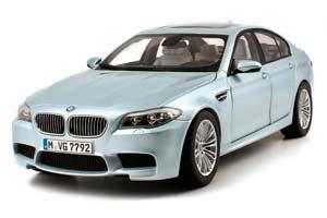 BMW F10 M5 5-SERIES 2012 SILVER METALLIC *БМВ БИМЕР БУМЕР