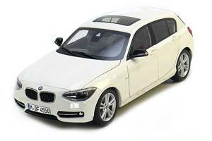 BMW F20 1-SERIES 120I STATION WAGON 2011 WHITE