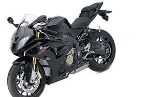 BMW K46 Motorbike S 1000 RR 2013 Black