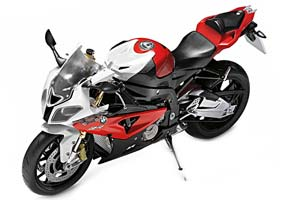 BMW K46 MOTORBIKE S 1000 RR 2013 RACING RED