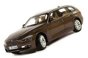 BMW F31 3-ER 335I TOURING 2013 BRONZE SPARKLING METALLIC *бмв бавария мотор ваген