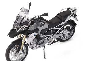 BMW K50 MOTORBIKE R 1200 GS 2013 GRAY