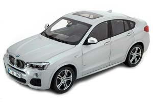BMW X4 F26 2014 SILVER SPECIAL EDITION OF BMW